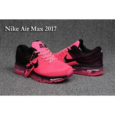 air max 2017 femme rose