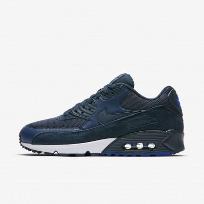 air max 90 essential homme bleu