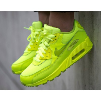 air max hommes fluo