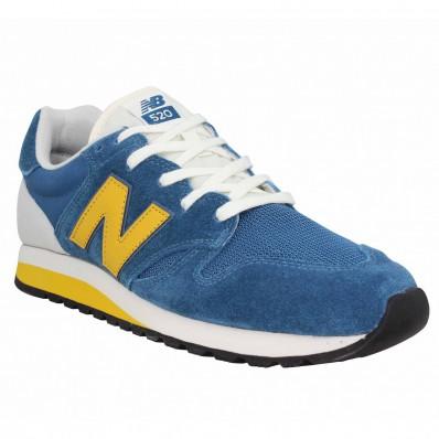 chaussure homme bleu new balance