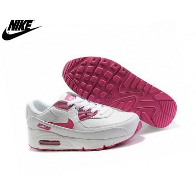 chaussure nike enfant fille rose