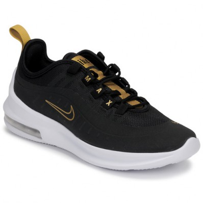 chaussure nike noir et or