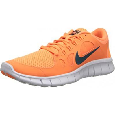 chaussure nike orange fluo