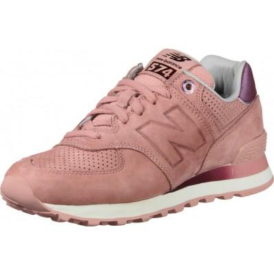 new balance femme chaussure rose