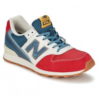 new balance femme rouge 996