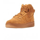 chaussure nike air force 1 maron